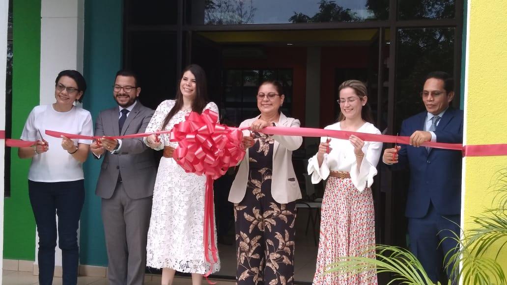 Inauguran Centro Nacional de Innovación Abierta «Carlos Martínez Rivas » en la UNAN Managua