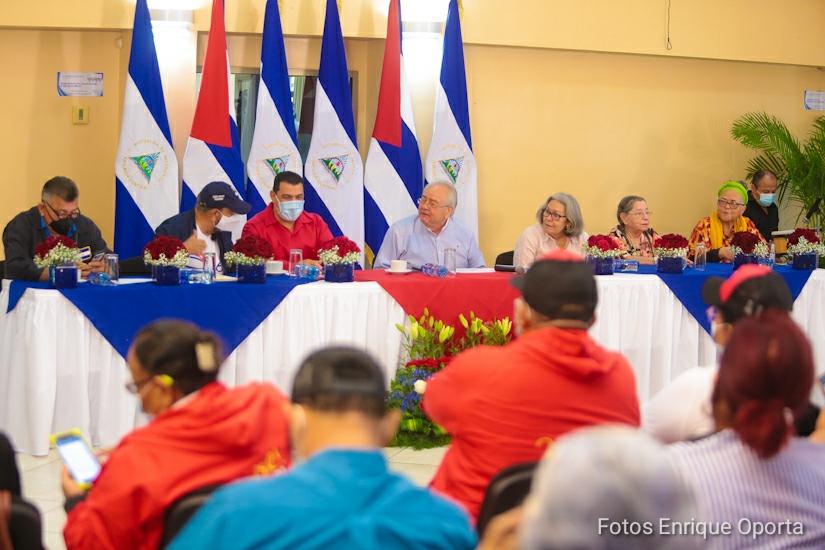Conmemoran Día de la Amistad Cuba – Nicaragua desde la Asamblea Nacional