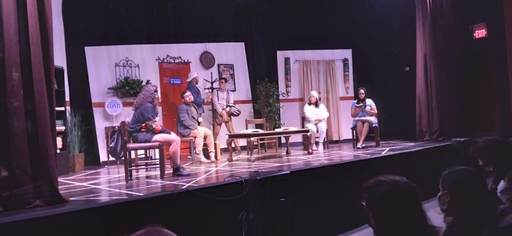Presentan en Nicaragua primera temporada de la obra teatral TOC TOC