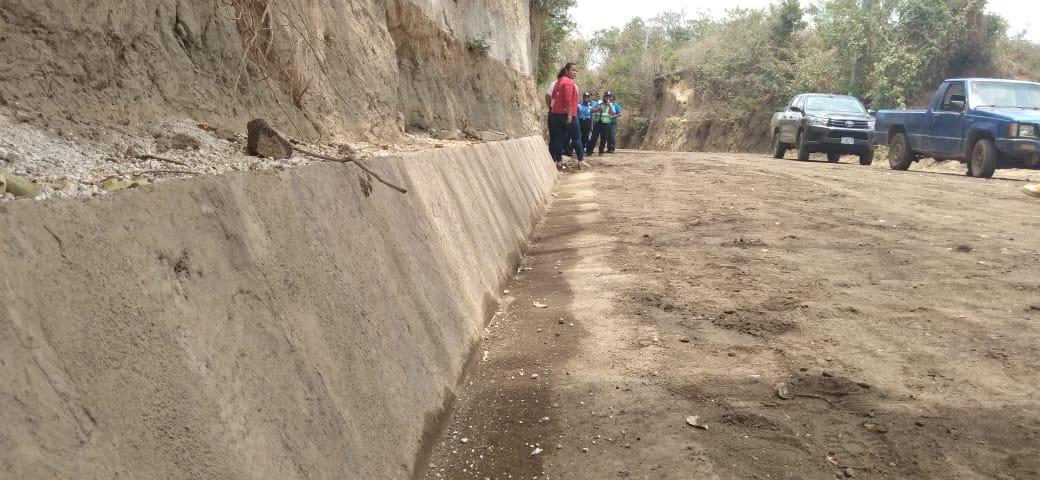 Mejoran 24 kilómetros de caminos rurales en Ciudad Sandino