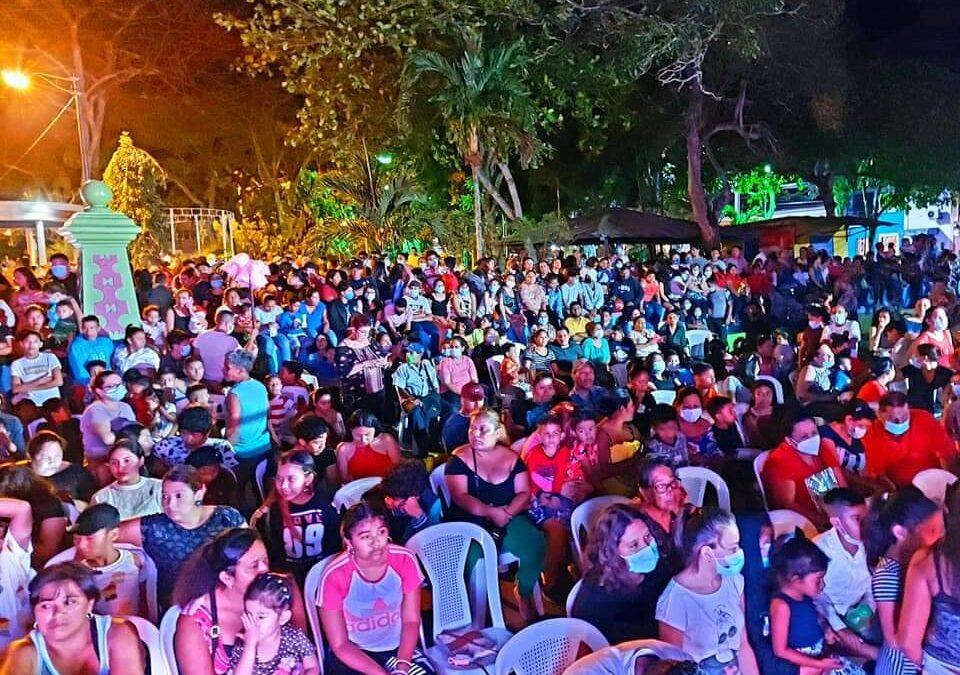 San Marcos celebra sus Fiestas Patronales