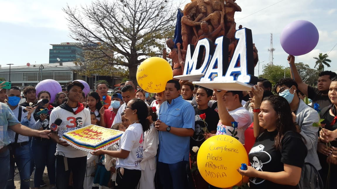 Nicaragua recuerda a Alexis Argüello en el 69 aniversario de su nacimiento