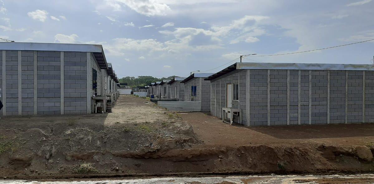 Managua: Villa Jerusalén llega a las mil viviendas