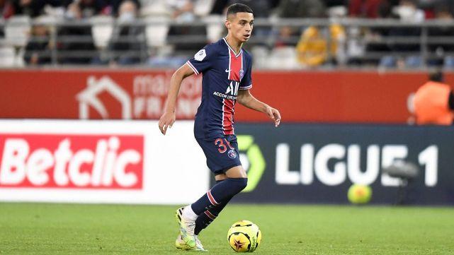 El Barcelona pretende negociar con Kays Ruiz del PSG para su regreso al club