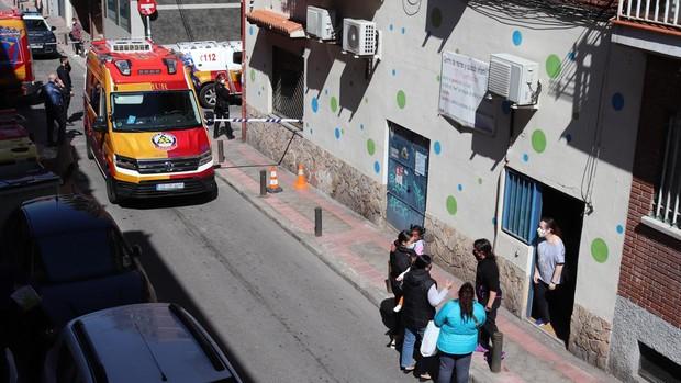 Extraña muerte de un bebé en una guardería infantil en Madrid
