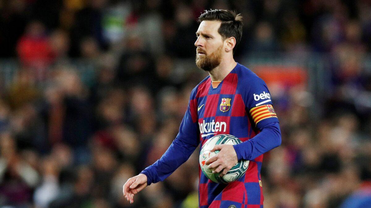 Amigos de Messi envían mensajes para que no deje el Barcelona