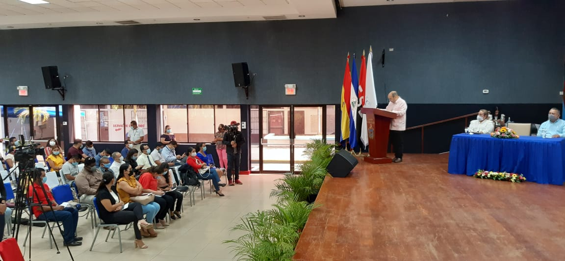 Realizan congreso que promueve el respeto a la propiedad intelectual en Nicaragua