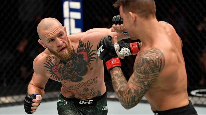 UFC presenta trilogía de Conor McGregor y Dusten Poirier