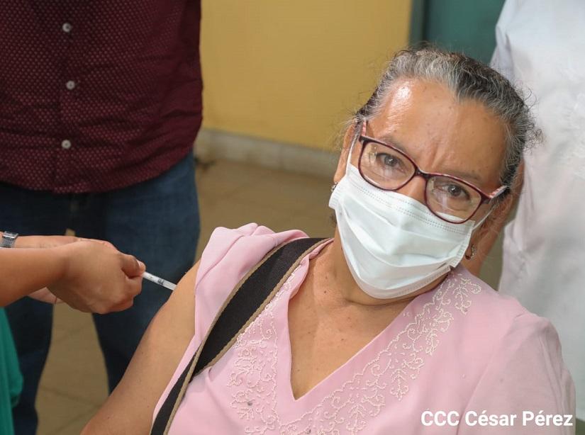 Vacunas contra la Covid-19 llegarán a Nueva Segovia este 13 de mayo