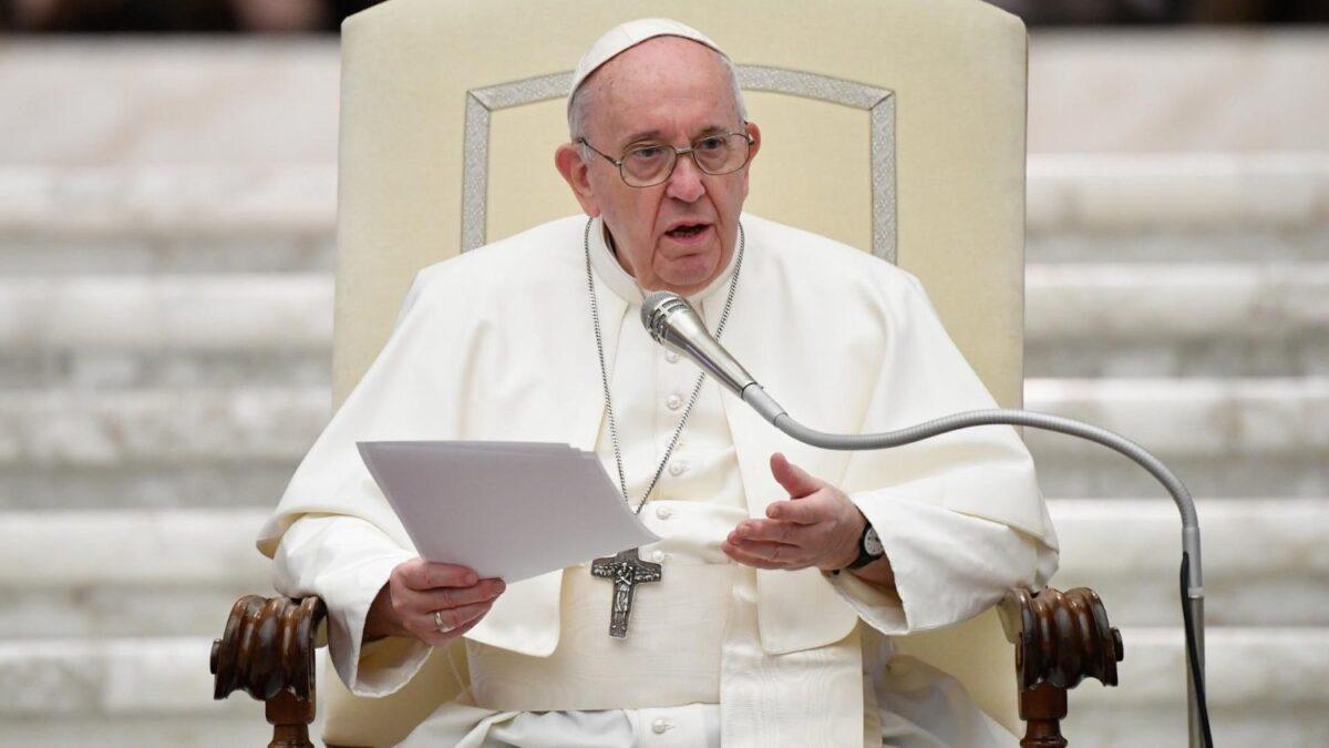 Papa Francisco promueve innovar para combatir la pandemia y el cambio climático