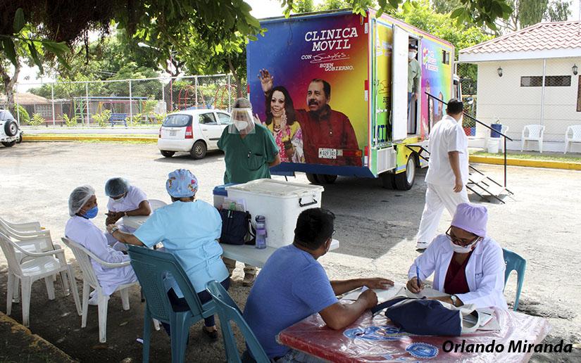 Nicaragua con un sistema de salud que beneficia a las familias nicaragüenses