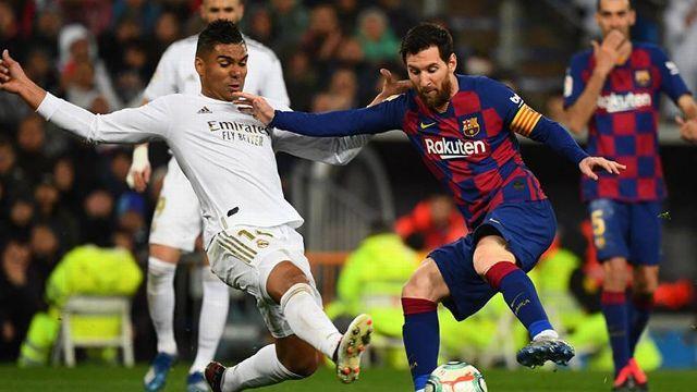 Real Madrid y Barcelona se enfrentarán por el liderato de LaLiga este sábado