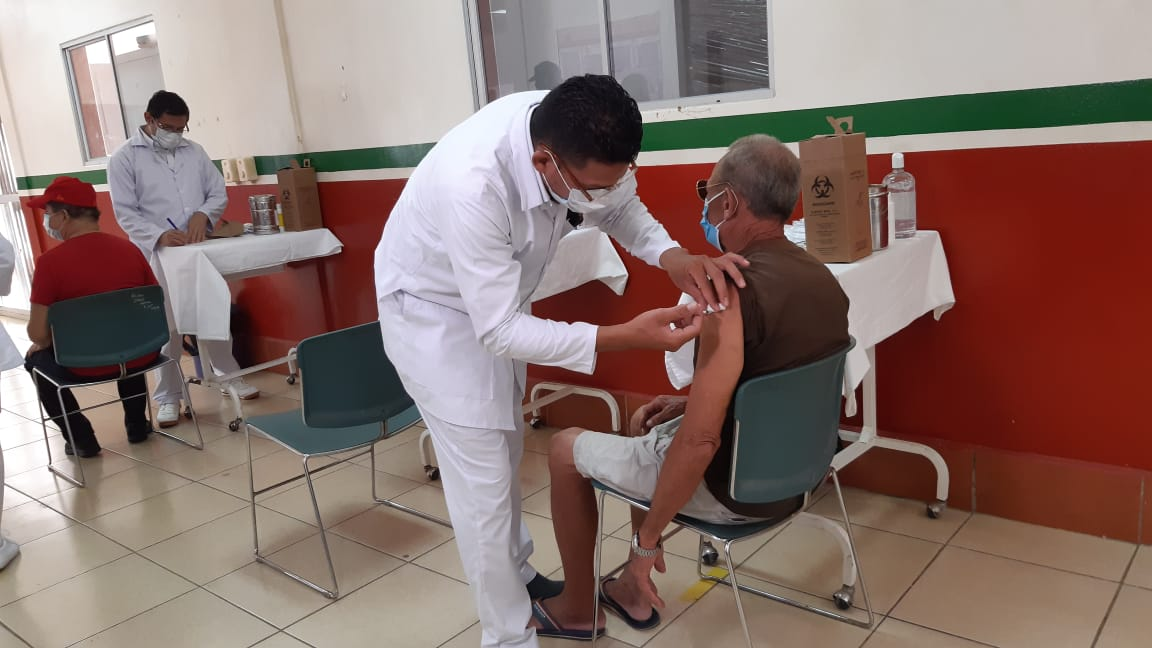 Intensifican jornada de vacunación contra la Covid-19 en Nicaragua