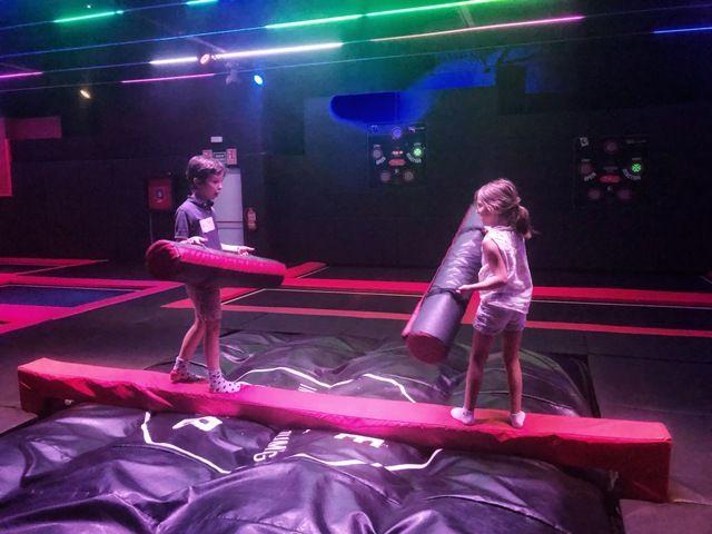 Jumping Club, un nuevo espacio para jugar en familia y amigos