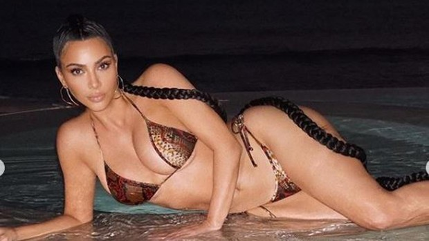 ¿Kim Kardashian ya tiene nuevo novio?