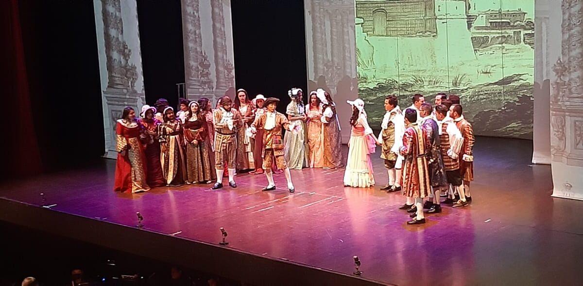Magistral puesta en escena de «Don Giovanni» en el Teatro Rubén Darío