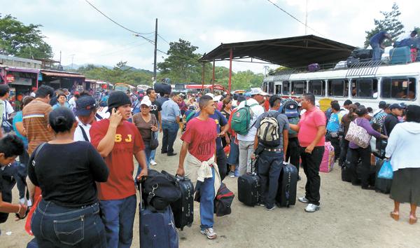 Gobierno da seguimiento a casos de migrantes nicaragüenses