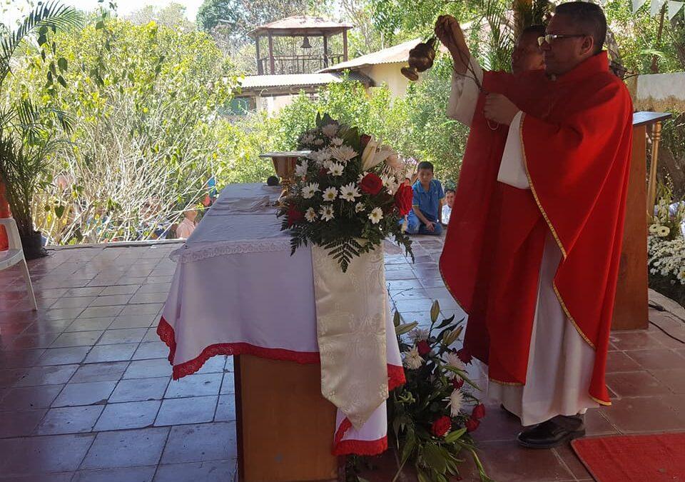 Rev. Isidoro Mora es nombrado párroco de la Diócesis de San Ramón, Matagalpa