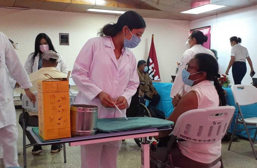 Nicaragua vacunará contra la Covid-19 a médicos y funcionarios en primera línea de riesgo
