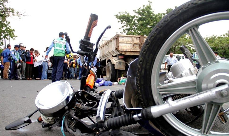Policía Nacional registra incremento de muertes en accidentes de tránsito