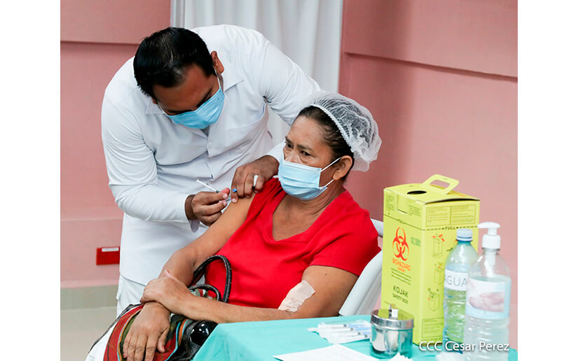 Nicaragua gestiona adquisición de vacuna Sputnik Light