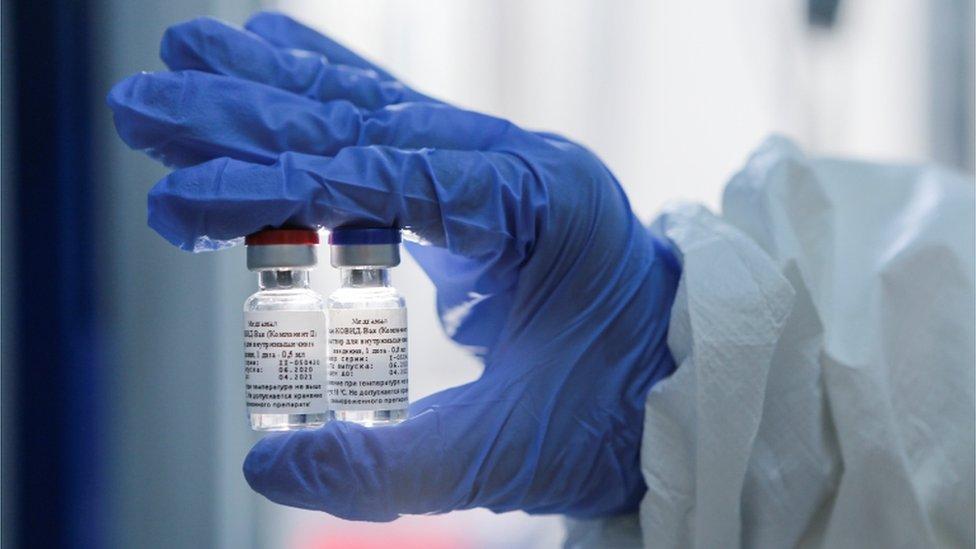 Vacuna rusa Sputnik V se producirá a partir de mayo en la India