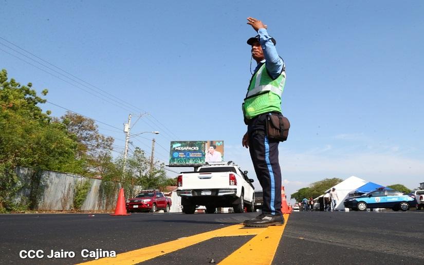 Accidentes de tránsito disminuyen en la última semana de mayo