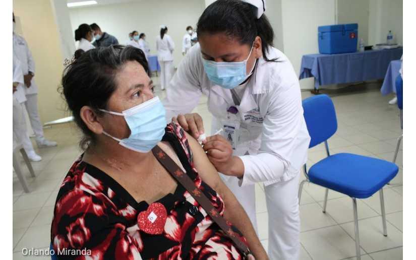 Anuncian Jornada de Vacunación Voluntaria en Estelí este 14 de mayo