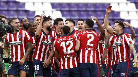 Atlético de Madrid se corona por undécima vez en LaLiga española