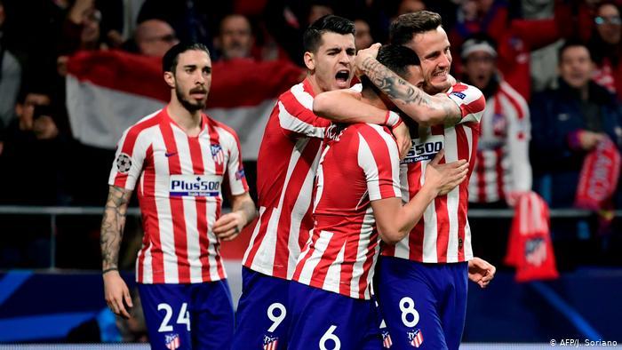 Atlético continúa liderando LaLiga tras el triunfo del Real Madrid ante el Osasuna
