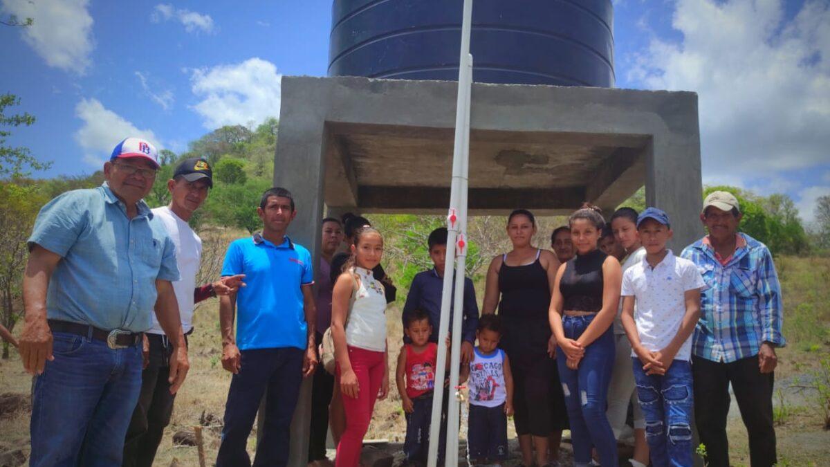 Avanza en un 80% proyecto agua y saneamiento rural en San Lorenzo