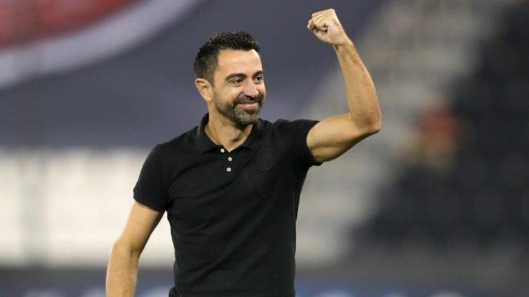 Barcelona negocia con Xavi Hernández para sustituir a Koeman como entrenador