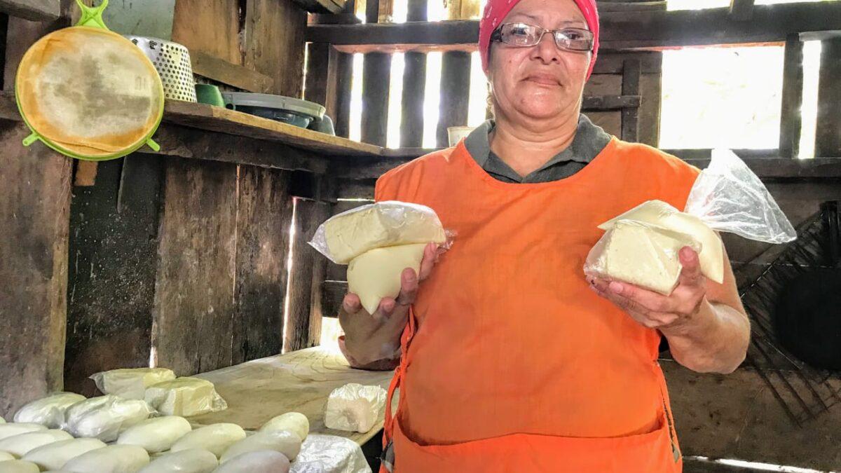 Gloria Masis, emprendedora rural que crece a paso firme en Boaco