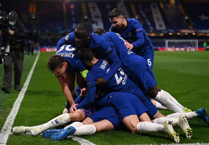 Chelsea elimina al Real Madrid y avanza a la final de la Champions League