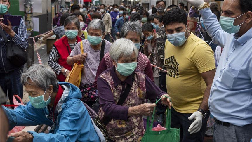 China: autoridades de salud preocupadas por rebrote de la Covid-19