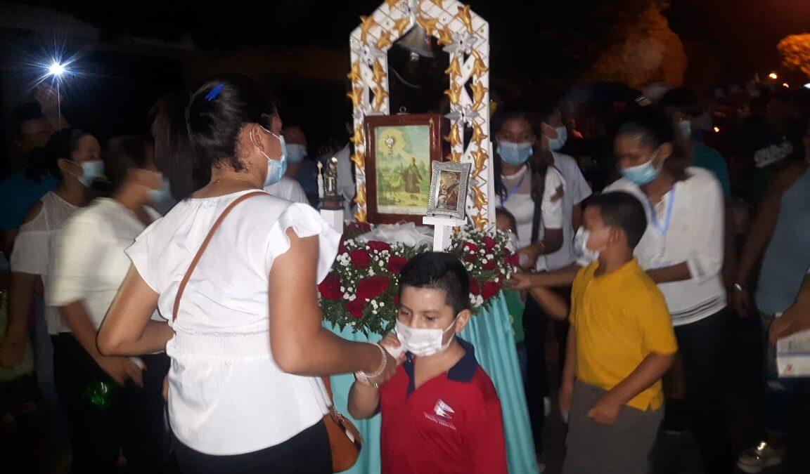Chinandega celebra fiestas en honor a San Pascual Bailón