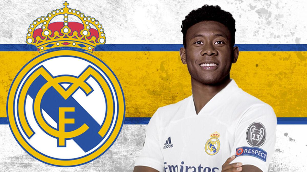 David Alaba es oficialmente jugador del Real Madrid