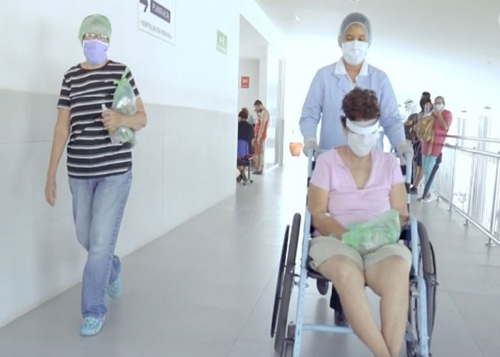 Desde el inicio de la pandemia se han recuperado 5 mil 439 nicaragüenses
