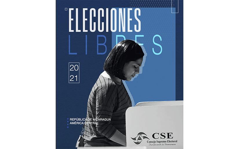Dossier Nicaragua : Elecciones Libres 2021