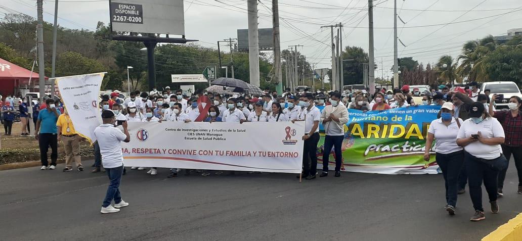 Continúan esfuerzos contra la discriminación de las personas con VIH