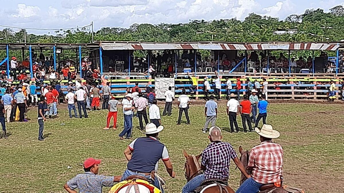 Finalizan fiestas patronales en La Libertad, Chontales