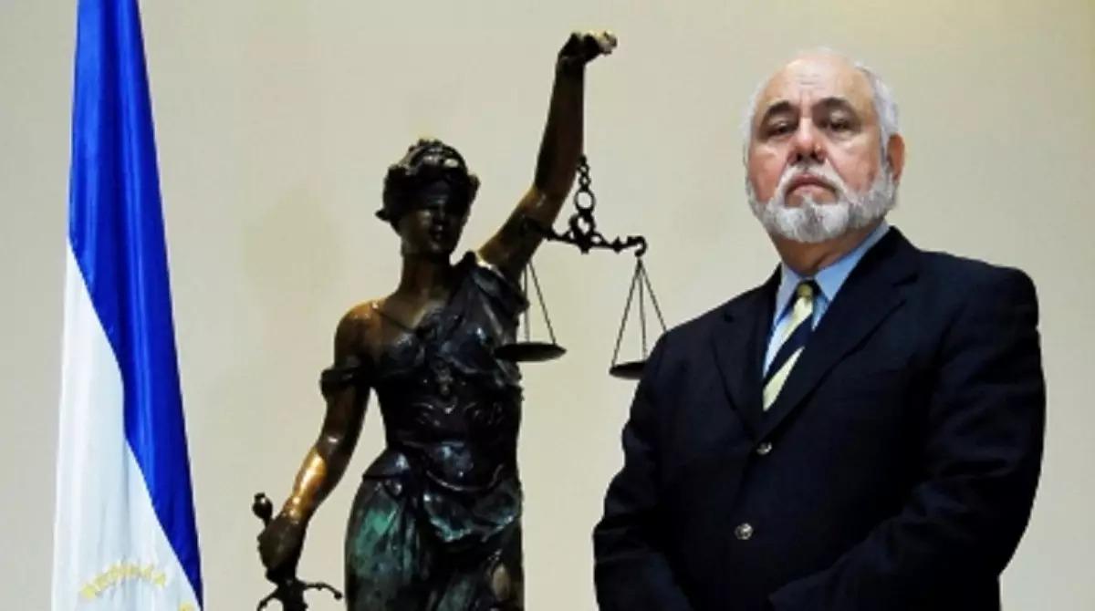 Gobierno de Nicaragua lamenta fallecimiento de magistrado Francisco Rosales