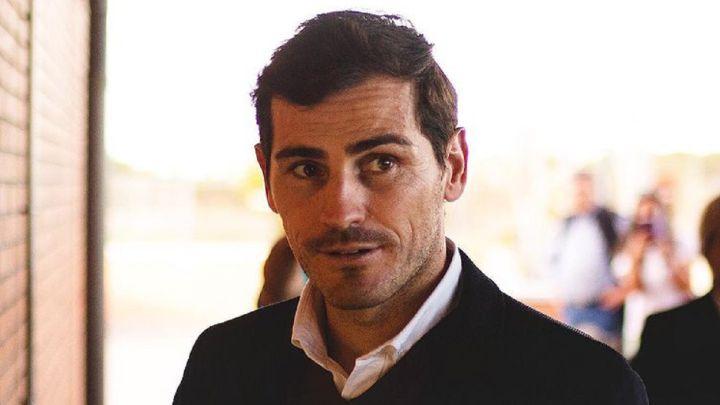 Iker Casillas pide respeto tras su ruptura con Sara Carbonero