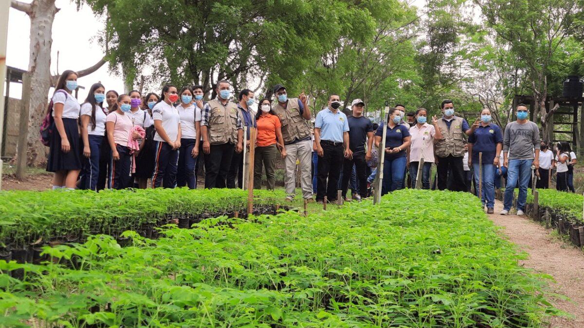 Inauguran vivero que producirá plantas para fincas ganaderas de Ocotal