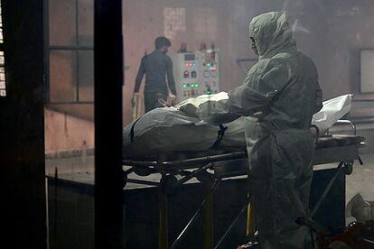 India presenta contagios por «Hongo Negro» y registra casos de otro aún más peligroso