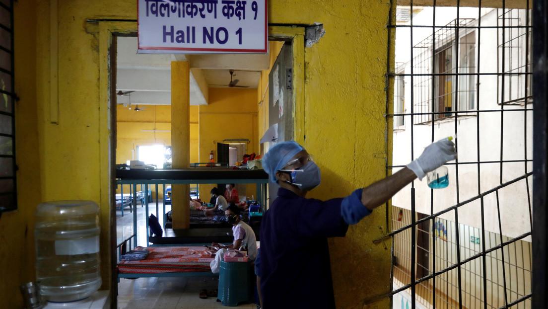 Alerta en India tras el primer caso de Hongo Amarillo