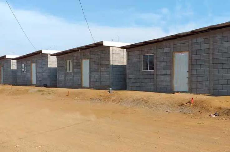 Inifom anuncia entrega de viviendas, mejoramiento de caminos, escuelas y espacios deportivos