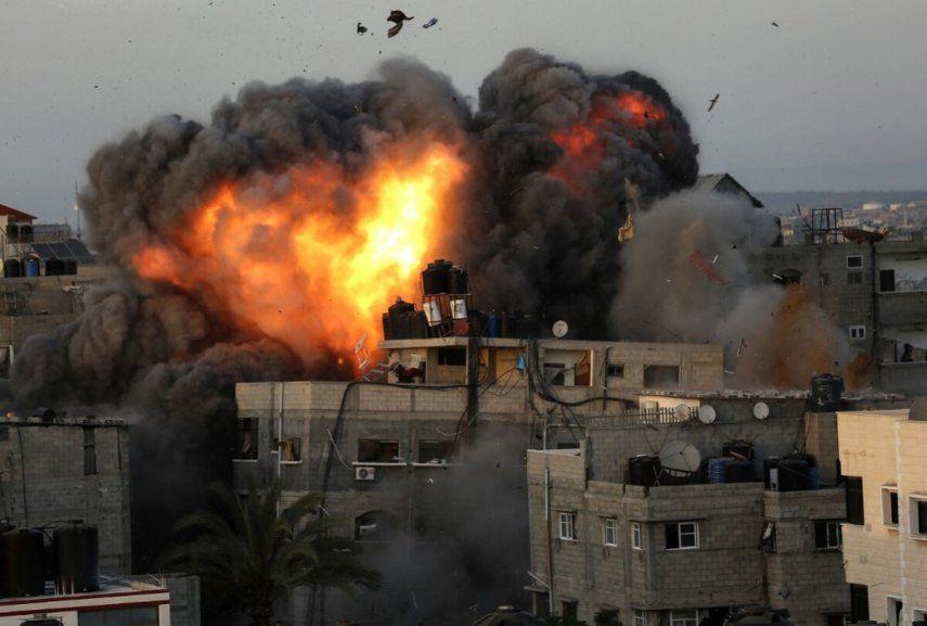 Israel y Hamás acuerdan un «cese al fuego» en las próximas horas en Gaza