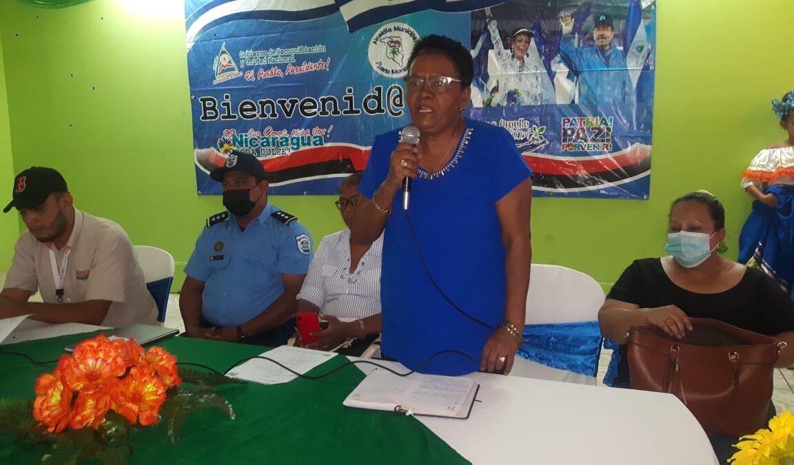 Mefcca sostiene encuentro con cooperativas agrícolas en Puerto Morazán