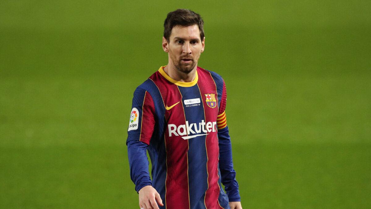 Presionan a Messi con el PSG, pero el quiere quedarse en el Barça